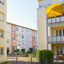 Mehrfamilienhäuser Augsburg