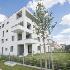 Mehrfamilien- und Doppelhäuser Reesepark Augsburg