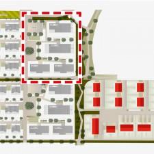 Bebauungsplan - Mehrfamilienhäuser Langweid 2. BA - M. Dumberger Bauunternehmung GmbH & Co. KG