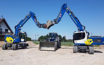 Modernisierung des Maschinenparks