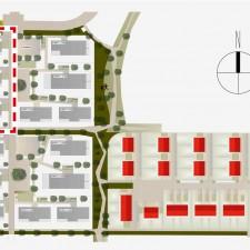 Bebauungsplan - Reihen-/Doppelhäuser Langweid 3. BA - M. Dumberger Bauunternehmung GmbH & Co. KG