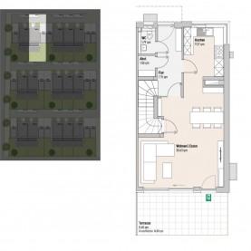 Haus 2 - Reihen-/Doppelhäuser Langweid 3. BA - M. Dumberger Bauunternehmung GmbH & Co. KG