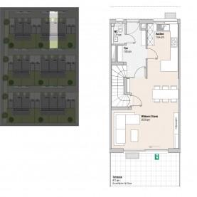 Haus 4 - Reihen-/Doppelhäuser Langweid 3. BA - M. Dumberger Bauunternehmung GmbH & Co. KG