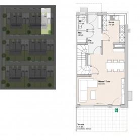 Haus 5 - Reihen-/Doppelhäuser Langweid 3. BA - M. Dumberger Bauunternehmung GmbH & Co. KG