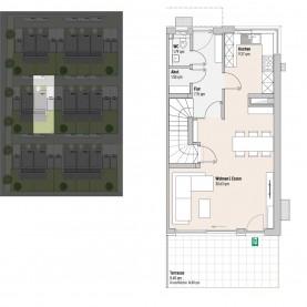 Haus 7 - Reihen-/Doppelhäuser Langweid 3. BA - M. Dumberger Bauunternehmung GmbH & Co. KG