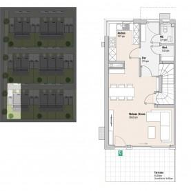Haus 11 - Reihen-/Doppelhäuser Langweid 3. BA - M. Dumberger Bauunternehmung GmbH & Co. KG