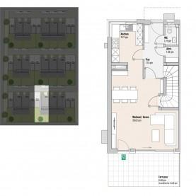 Haus 13 - Reihen-/Doppelhäuser Langweid 3. BA - M. Dumberger Bauunternehmung GmbH & Co. KG