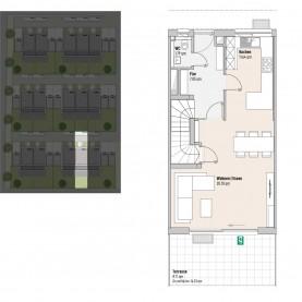 Haus 14 - Reihen-/Doppelhäuser Langweid 3. BA - M. Dumberger Bauunternehmung GmbH & Co. KG