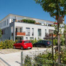 Mehrfamilienhäuser Sonnenhof, Königsbrunn - M. Dumberger Bauunternehmung GmbH & Co. KG