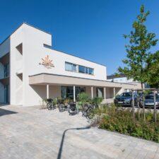 St. Vinzenz Hospiz, Augsburg - M. Dumberger Bauunternehmung GmbH & Co. KG