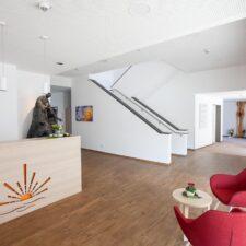 Empfang im St. Vinzenz Hospiz, Augsburg - M. Dumberger Bauunternehmung GmbH & Co. KG