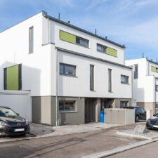 Doppelhaushälfte, Mering Oberfeld - M. Dumberger Bauunternehmung GmbH & Co. KG