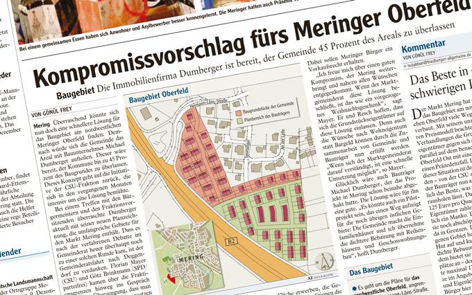 Vorschlag für Meringer Oberfeld