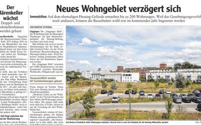 Neue Bauvorhaben in Augsburg