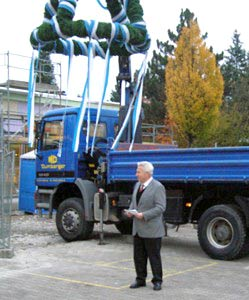 Neubau der Königsbrunner Feuerwehr