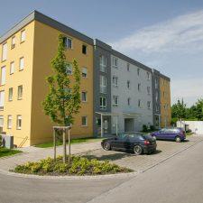 Mehrfamilienhaus Augsburg/Haunstetten - M. Dumberger Bauunternehmung GmbH & Co. KG