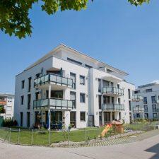 Mehrfamilienhaus Lechhausen 2. BA