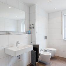 Inneneinrichtung Badezimmer Eigentumswohnung