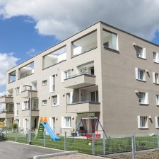 Mehrfamilienhaus Reesepark Augsburg